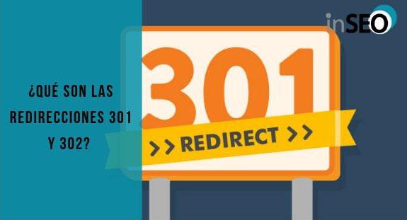 Redirección 301 y Redirección 302: ¿Qué son y cómo implementarlas?